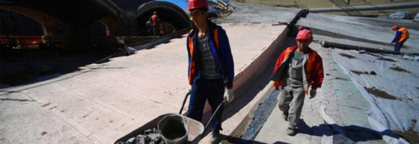 набравшись опыта при работе на разных строительных объектах, можно создать личное дело и предоставлять разные услуги всем заинтересованным клиентам