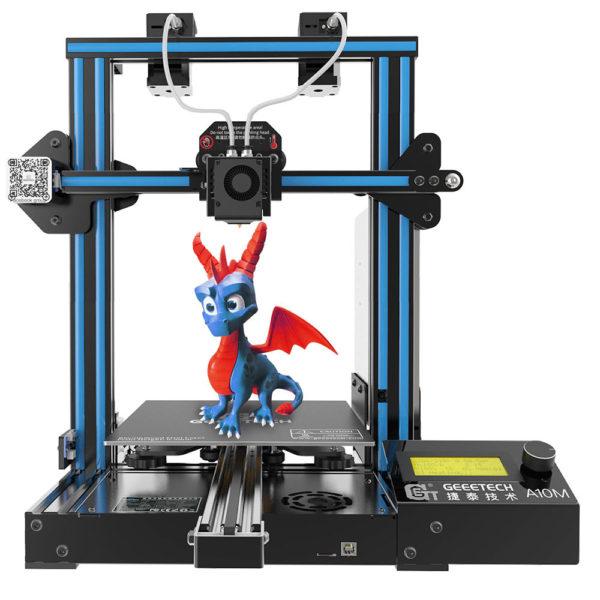 3D-принтер стоит дорого, но сейчас есть отличный выбор разных моделей