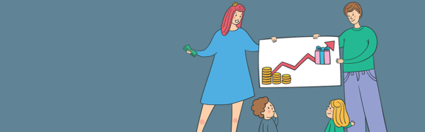 родители не должны надеяться на кого-то в плане обучения детей финансовой грамотности, а в личном порядке нужно помочь ребенку разобраться в вопросе