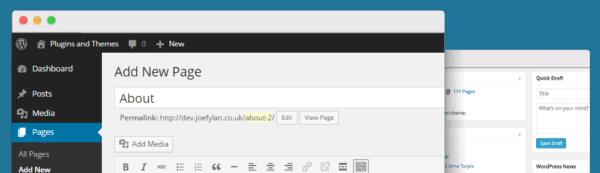 настроить и работать с сайтом на WordPress очень просто