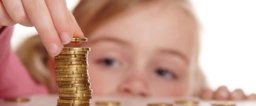 когда ребенок финансово грамотный, в будущем у него не возникнет проблем с деньгами