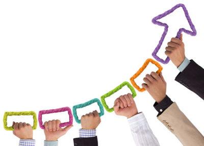 шаг за шагом, можно достичь лучших результатов, а с хорошими партнерами это еще проще