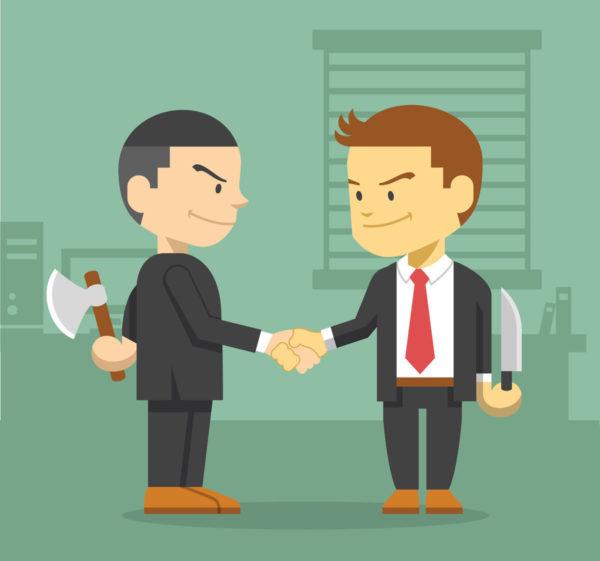 каждый предприниматель должен быть готовым к любому действию конкурентов