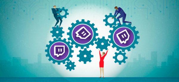 раскрутка в Twitch похожа на реальный бизнес, однако можно не внедрять много рекламы, а использовать разные эффективные методики