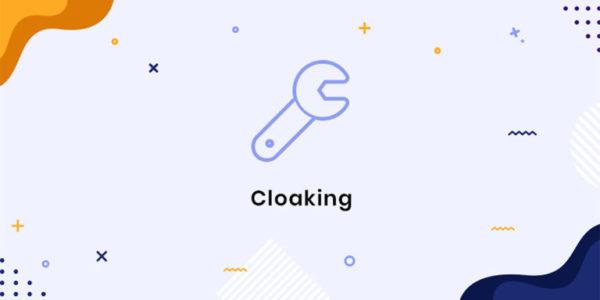 при помощи клоакинга можно защитить данные от конкурентов