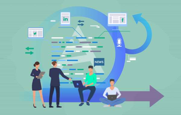 мониторинг социальных сетей занимает немало времени, но полученные результаты помогут добиться успеха