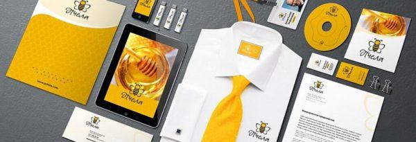фирменный стиль - это не только одежда и логотип, но и другие элементы