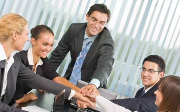 когда персонал организован и скоординирован, компания демонстрирует лучшие результаты