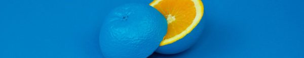 креатив позволит добиться успеха даже при продажах простого апельсина