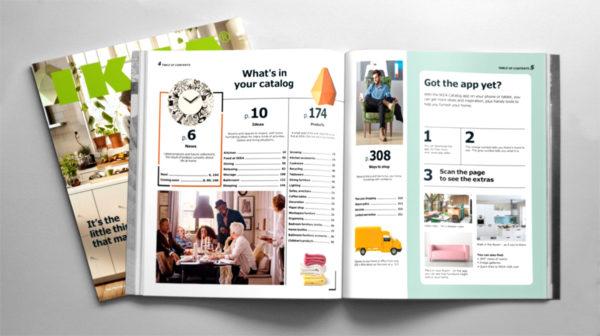 с помощью печатного каталога можно достичь отличных успехов в продвижении