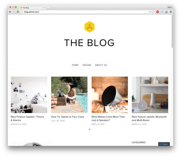 с помощью корпоративного блога можно улучшить узнаваемость бренда