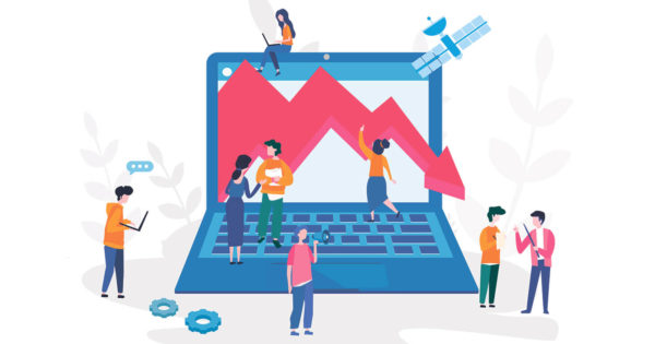 когда падает посещаемость сайта, нужно оперативно отреагировать на это, чтобы не отпустить конкурентов далеко вперед