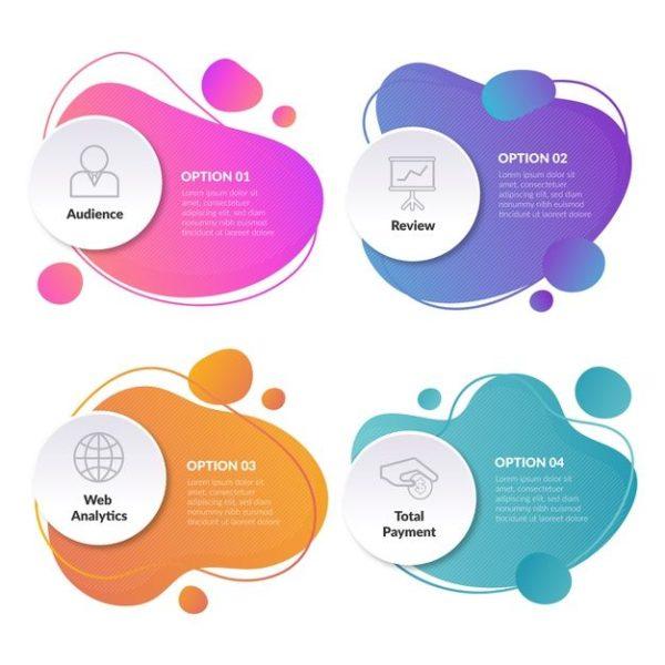 инфографику можно создать самому или воспользоваться услугами профессионалов