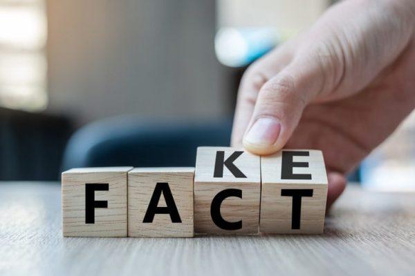с помощью фактчекинга можно отсеять ненужную информацию, чтобы предоставить читателям только полезный контент