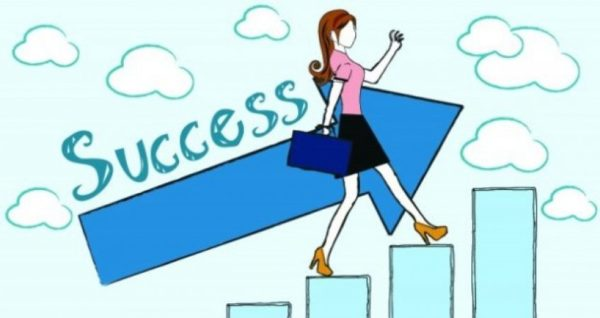 карьерный рост приводит к успеху и улучшению жизни