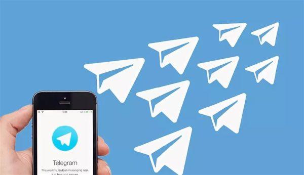 целевая аудитория в Телеграмме постоянно увеличивается