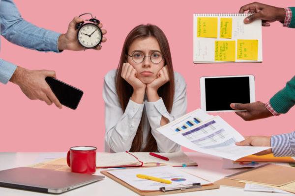 важно правильно настроиться на работу, учитывая все возможные позитивные и негативные стороны
