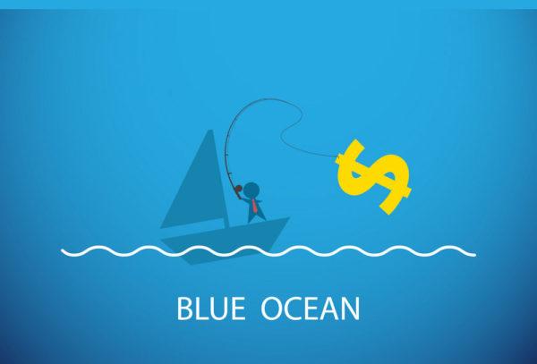голубой океан предполагает серьезные затраты, но перспективы превышают все ожидания
