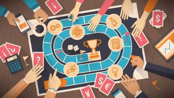 коллективная игра повышает моральный дух и атмосферу в команде